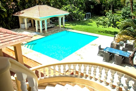 Fantastic retreat!Golf fields and paradise views A - Punta Cana