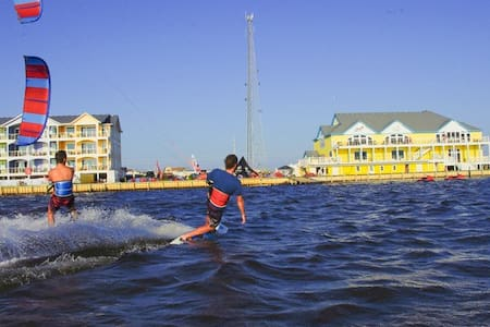 Luxury Soundfront Waves Village Resort Hatteras - Rodanthe - Appartement