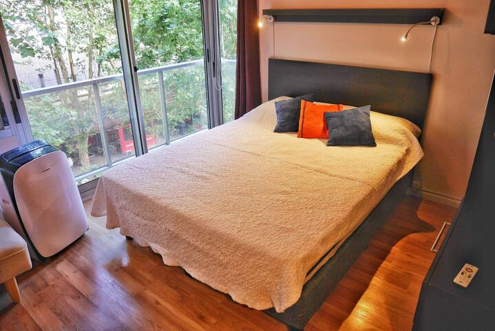Brand new Studio in the Heart of Pocitos