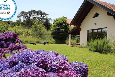 Quinta Pântano- House Urze Lilás T2