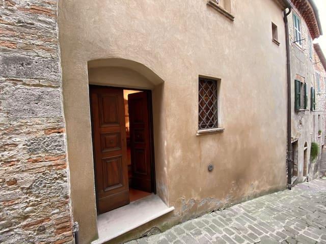 La Casina del Portento-nell'antico Borgo!