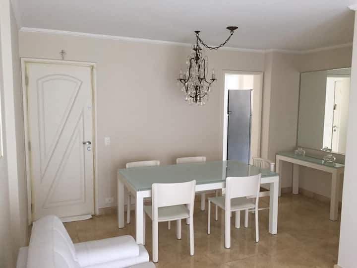 Luxury flat fully furnished at the heart of SP