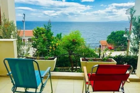 Lovely 3B house with seaview&garden