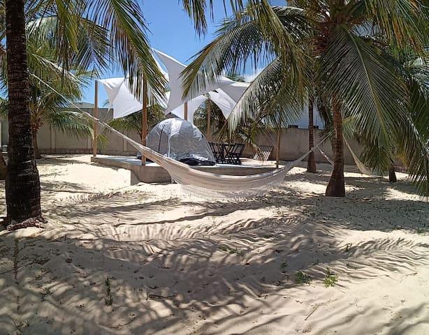 Camping Farol Kite Center