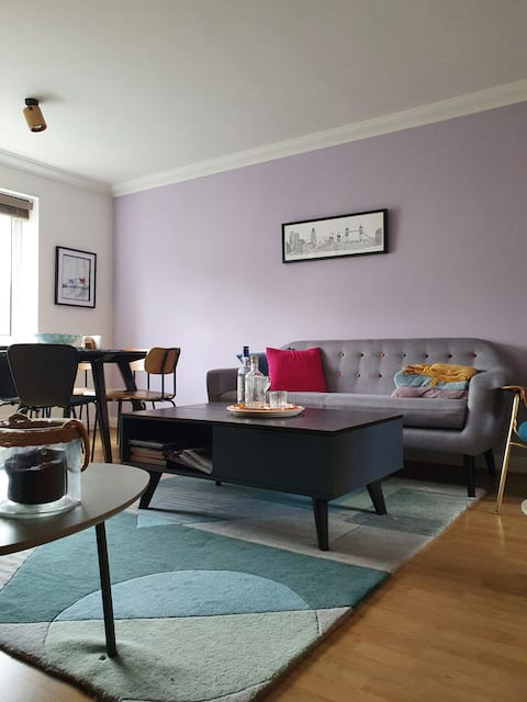 Fabulous 2 bedroom apartment in whalley
