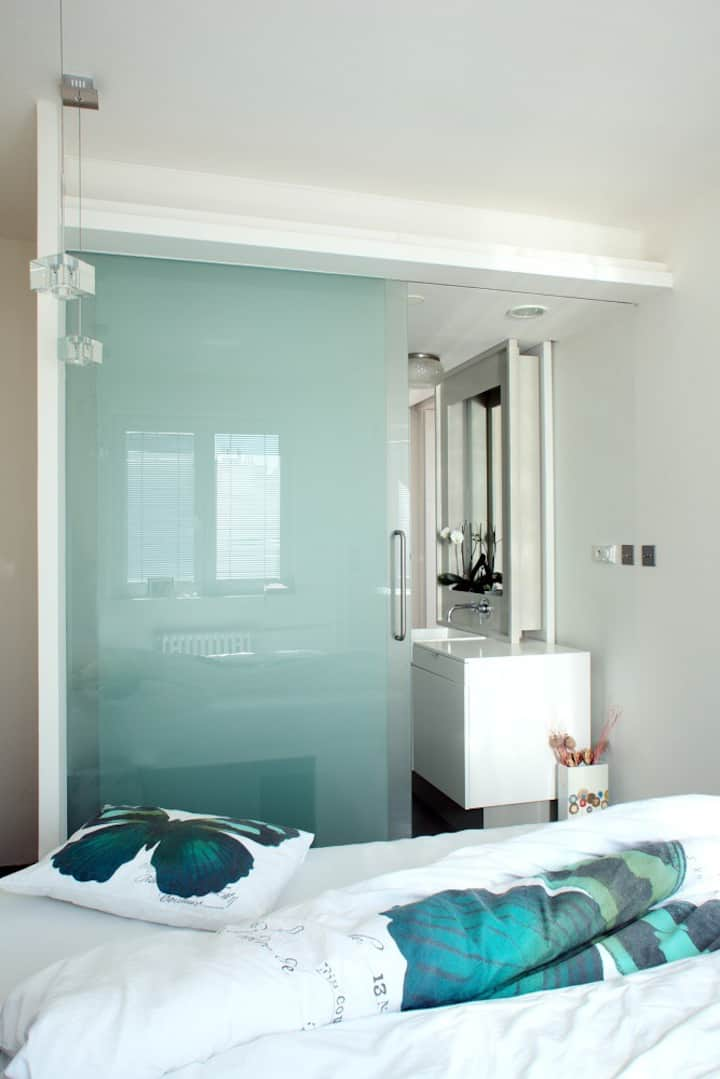 Bright & design appartment