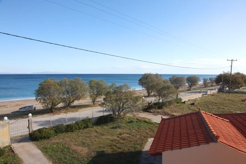 Дом Муртери на пляже