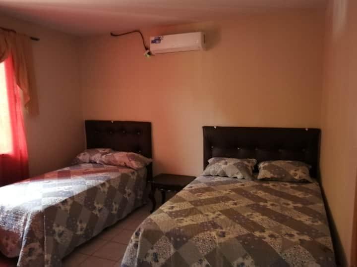Apartamento 6 Ave. Apartamento de dos Recamaras #2