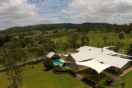 Hunter Valley Luxe Retreat ..Best Luxury retreat