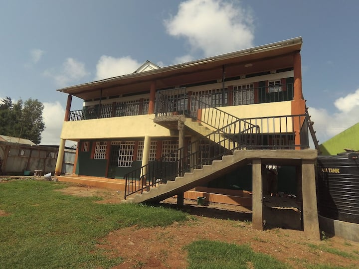 Run in Kenya 🇰🇪 - Saro Guest House