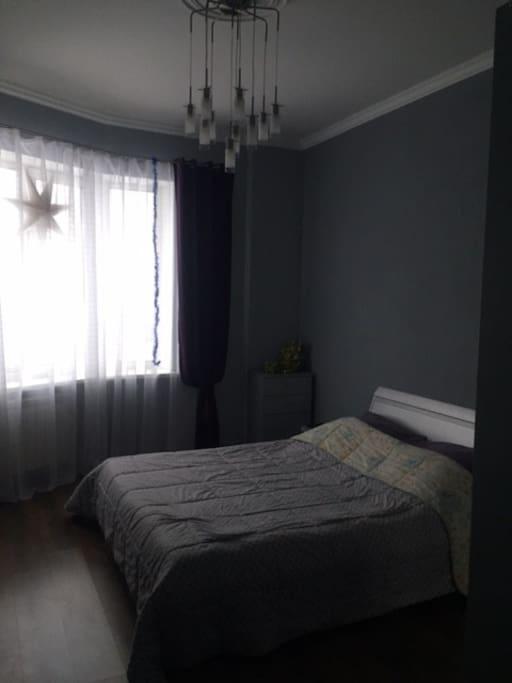 2этаж - Спальная комната № 2.