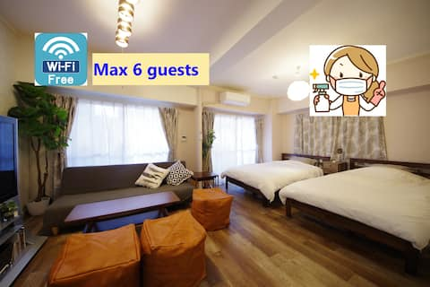☆Best location in Sannomiya nearby DonQuixoten