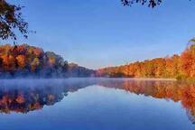 Lake Haigler - Anne Springs Close Greenway