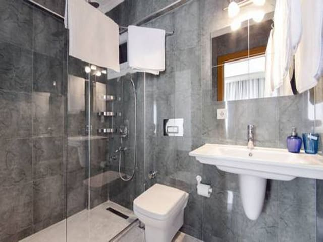 great and comfortable apartment - Konak - Apartment