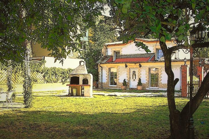 Kutscherhaus Casa Chabeli, max. 11 Personen