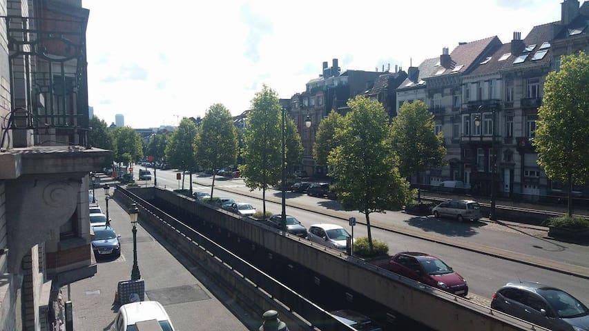 Appartement idéal pour découvrir Bruxelles