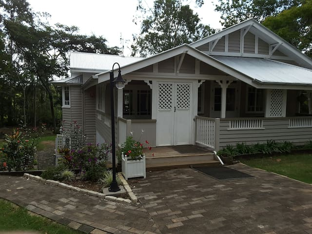 Keilor Lodge B&B, relax and unwind - North Maleny - Bed & Breakfast
