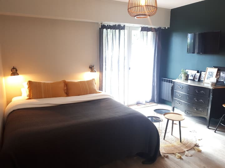 Très joli et confortable studio dans Sarzeau