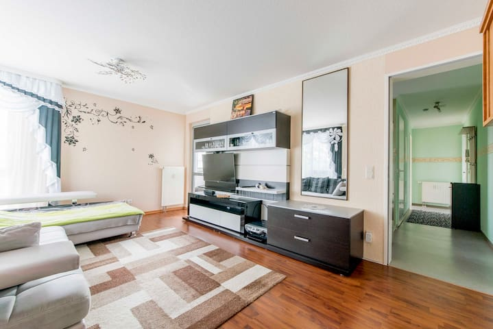 3  Zimmer Apartment | ID 6044 | WiFi, Apartment