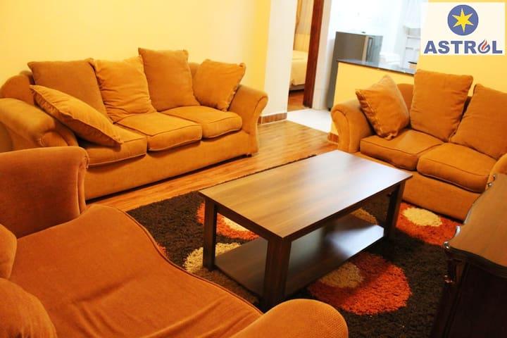 Modern classy apartments