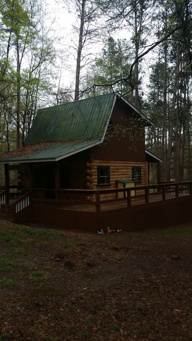 Cabin on piney pointe at hartwell lake chalet in affitto for Cabine in affitto in montagna ga