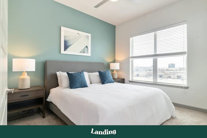 Landing | Modern Apartment with Amazing Amenities (ID3101)