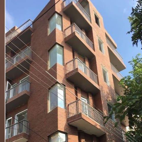 BrownBricks Service Apartments