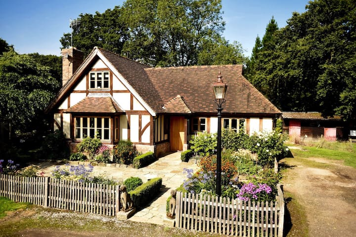 The country hideaway in Surrey