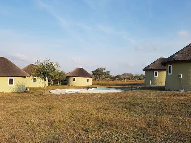 IZULU ECO LODGE - Unit 1