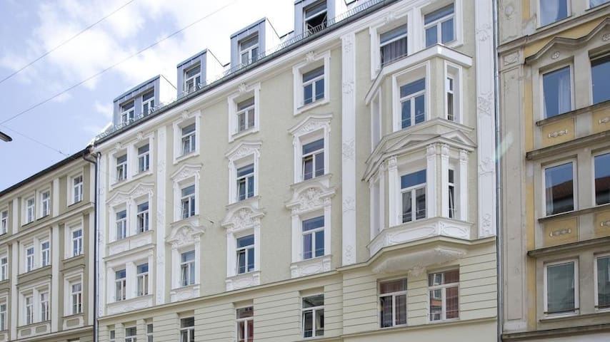 A studio apartment in heart of Munich