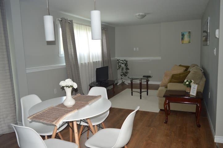 Beautiful split level suite near Halifax downtown
