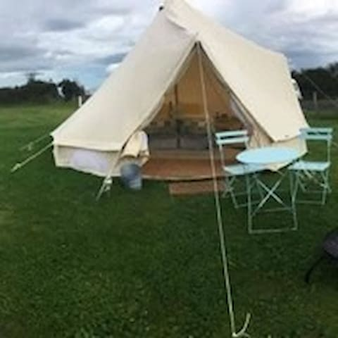 TWNTI GLAMPING BELL TENT Boduan