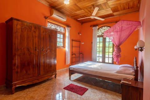 Geethani House værelse 1