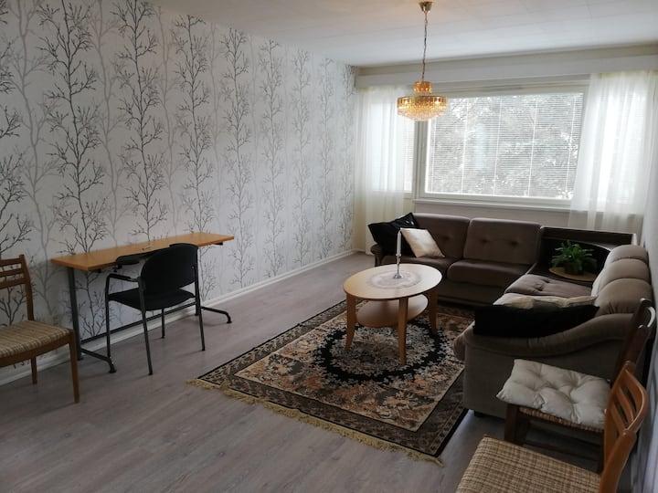 Kirkkotie Home 71 m2