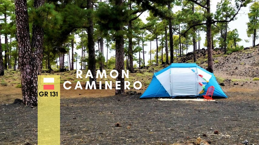 BASE CAMP - RAMON CAMINERO +1400mt
