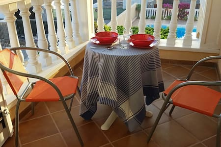 Romantic room in Costa Adeje - Коста Адехе