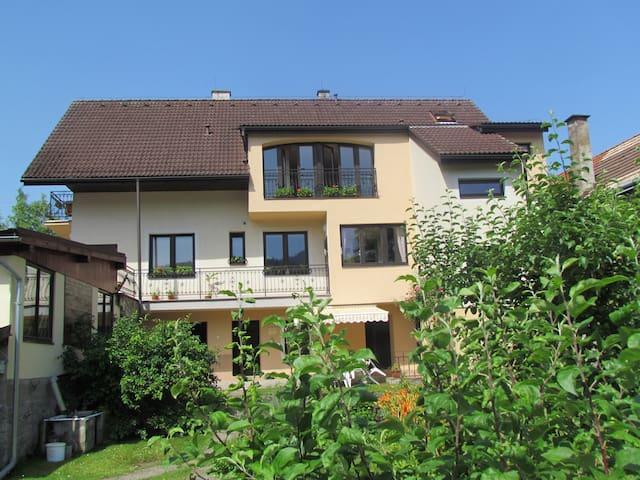 Cosy rooms under Strečno castle - Strečno - Casa