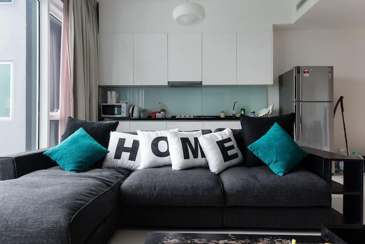 Modern Studio @BukitBintang KL City - 吉隆坡 - 公寓