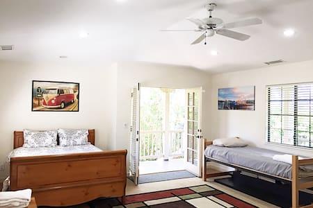 Spacious Private Master Room Near SB Beach - Santa Barbara