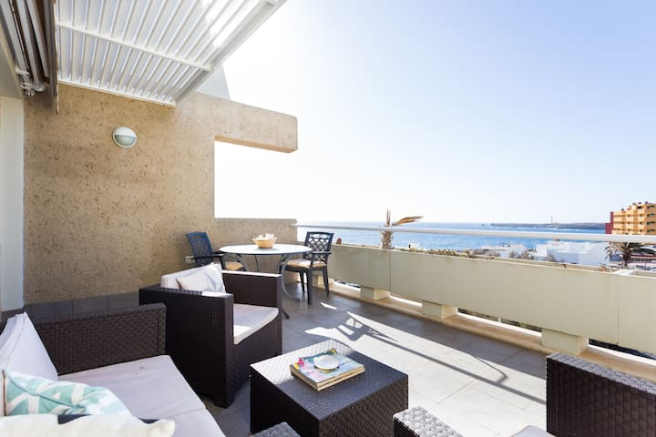 Perfect to relax, ocean view apartment - PORÍS 7
