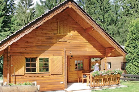 Holiday cottage with 2 bedrooms on 55m² in Drognitz