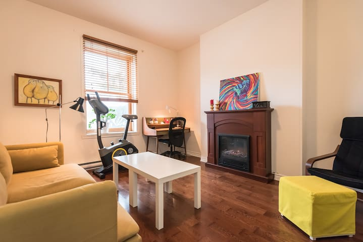 Family Lodge 5-min from Downtown - Westmount - Appartement
