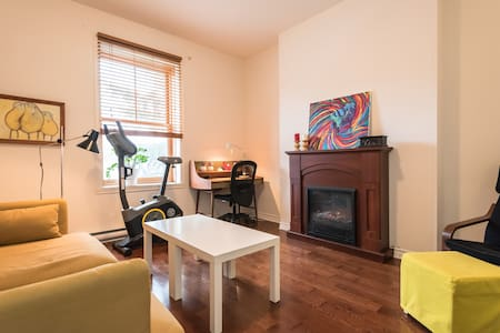 Family Lodge 5-min from Downtown - Westmount