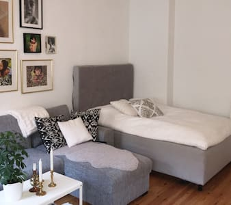 Very cosy and central apartment - Göteborg