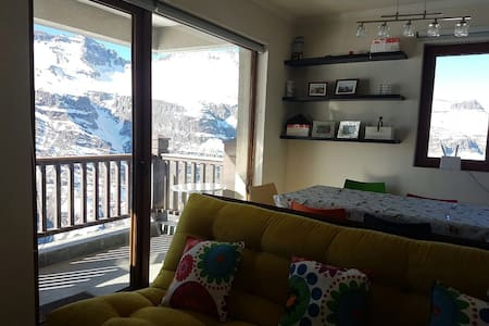 Flat, 1 Bedroom, Valle Nevado Ski Resort