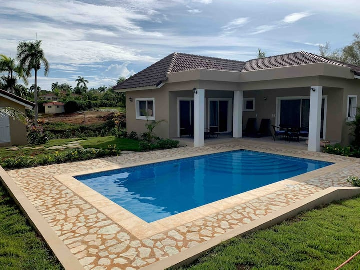 Beautiful Villa in Residencial Hispaniola in Sosua