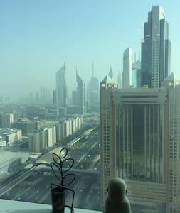 Luxury 1 BR Sheikh Zayed Rd - Dubai - Pis