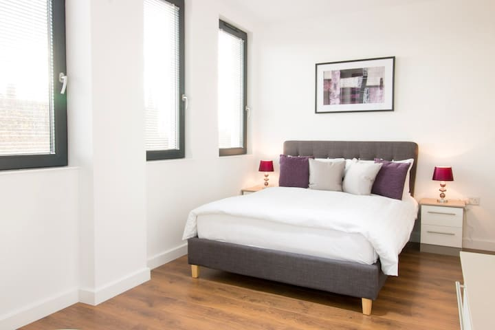 City Centre, 4th Floor, Two Bed Apartment (107) - Peterborough