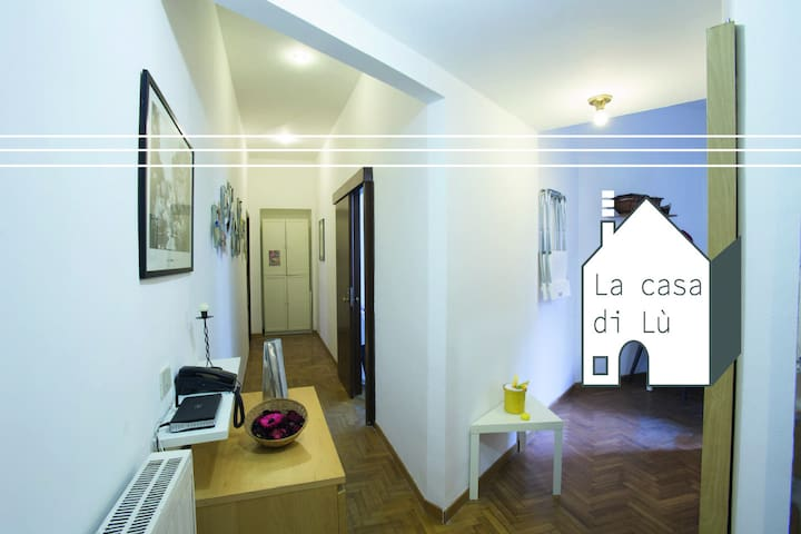 Roma Centro La casa di Lù - Roma - Condominium