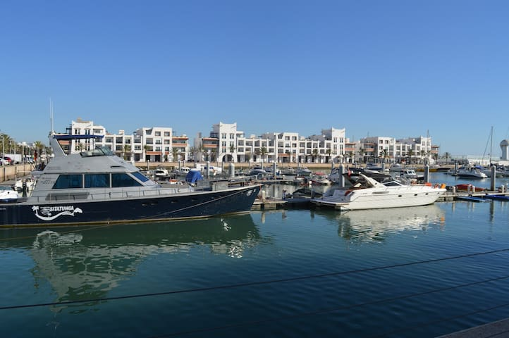 Holiday Apartment in Agidir Marina